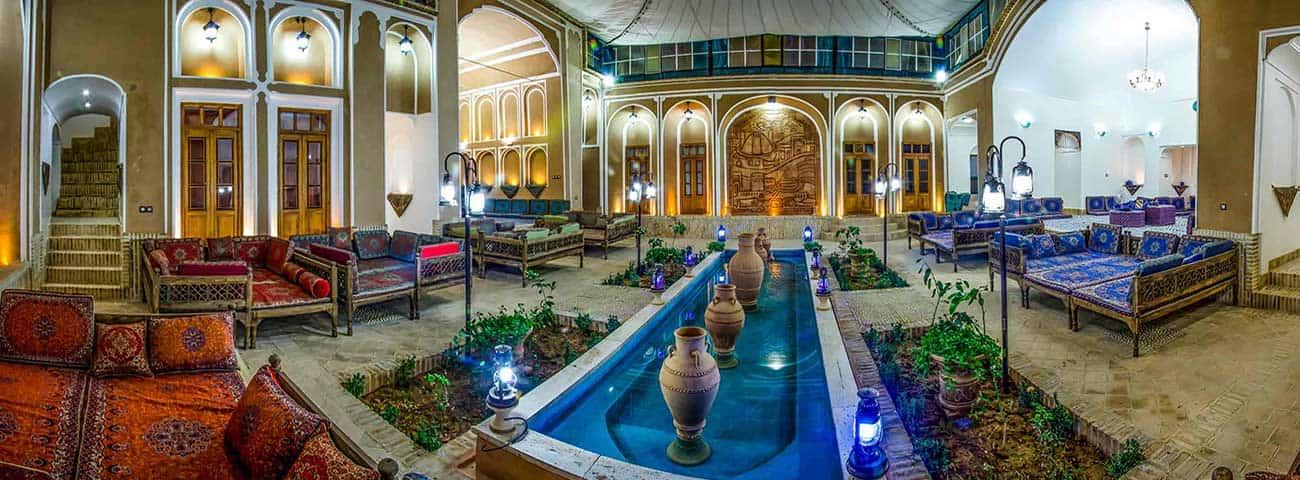 رزرو هتل سنتی