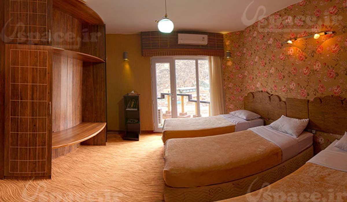 سوئیت رویال، مجلل ترین و مجهز ترین واحد اقامتی هتل کوهستان