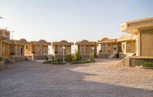 نمایی از سوییت های هتل نارنجستان