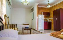 نمای داخلی سوییت های هتل نارنجستان